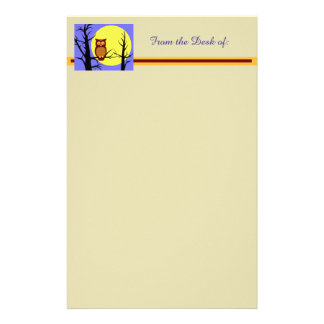 In the Moonlight Stationery