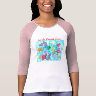 In the Ocean Deep T-Shirt