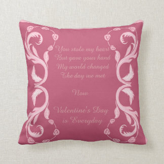 In the Pink Reversible Cushion