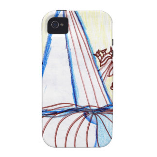 In the Planes of Pattern Dance Case-Mate iPhone 4 Case