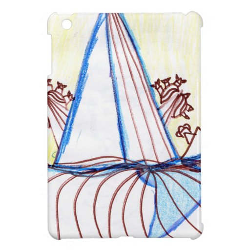 In the Planes of Pattern Dance iPad Mini Case