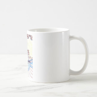 In the Planes of Pattern Dance Coffee Mug
