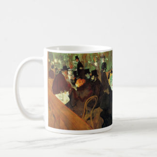 In the Rouge by Toulouse-Lautrec Mugs