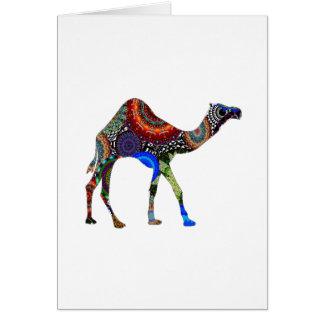 IN THE SAHARA CARD