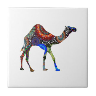 IN THE SAHARA SMALL SQUARE TILE