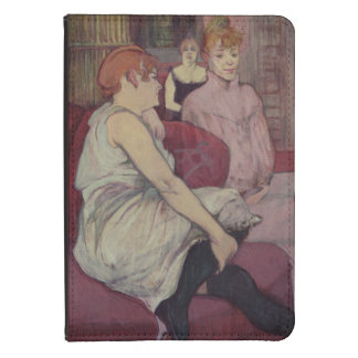 In the Salon at the Rue des Moulins, 1894 Kindle Touch Cover