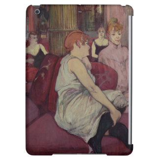 In the Salon at the Rue des Moulins, 1894 Case For iPad Air