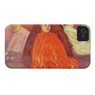 In the Salon Divas by Toulouse-Lautrec Case-Mate iPhone 4 Case