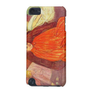 In the Salon Divas by Toulouse-Lautrec iPod Touch (5th Generation) Cover