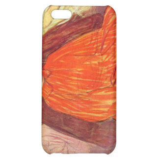 In the Salon Divas by Toulouse-Lautrec Cover For iPhone 5C