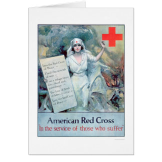 In the Service of those who Suffer (US00018) Card