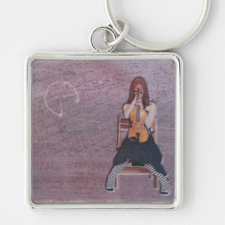 In The Shadows of Music Key Ring