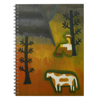 In the Silence of the Mountain 2007 Notebook