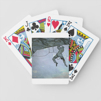 In the Sky Bicycle Playing Cards