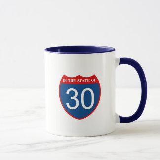 In the state of 30 mug