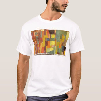 In the Style of Kairouan by Paul Klee T-Shirt