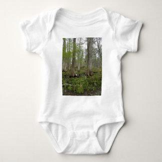 In the Swamp Baby Bodysuit
