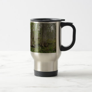 In the Swamp Travel Mug