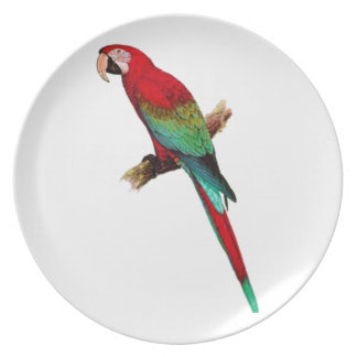 In The Tiki Room Plate