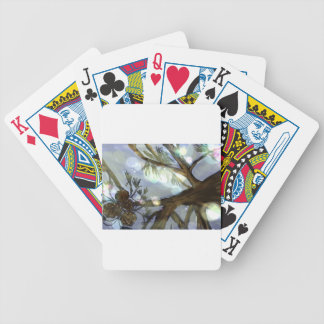 In The Trees Bicycle Playing Cards