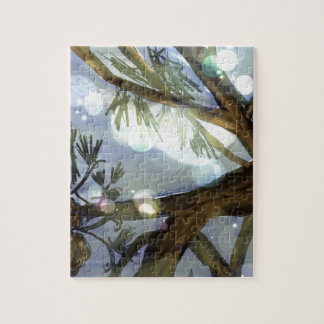 In The Trees Jigsaw Puzzle