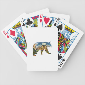 IN THE VALLEY BICYCLE PLAYING CARDS