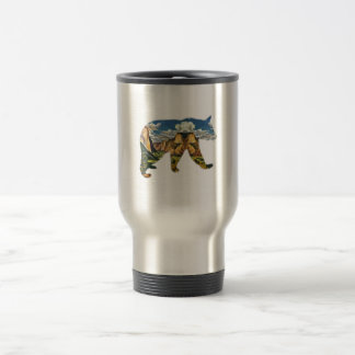IN THE VALLEY TRAVEL MUG
