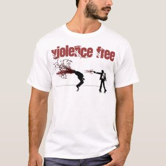In the Violence T-Shirt