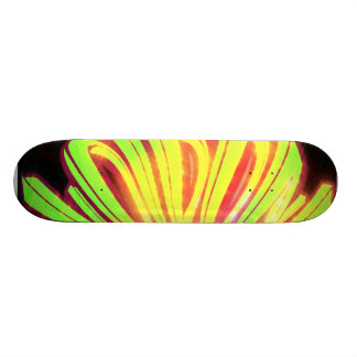 in the void sk8 skate board deck