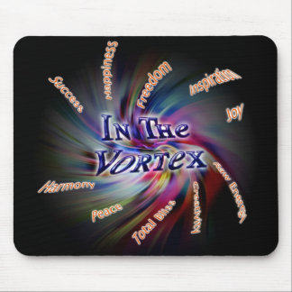 """""""In The Vortex"""" Mousepad"""