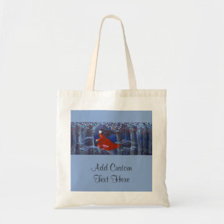 In The Woods With Animal Spirits. Tote Bag