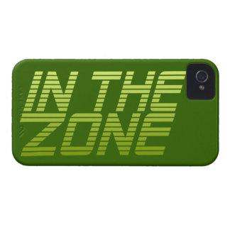 IN THE ZONE custom iPhone case-mate iPhone 4 Case-Mate Case