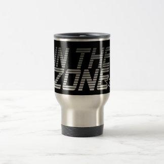 IN THE ZONE custom mug - choose style