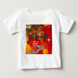 In these days our hearts are full of joy. baby T-Shirt
