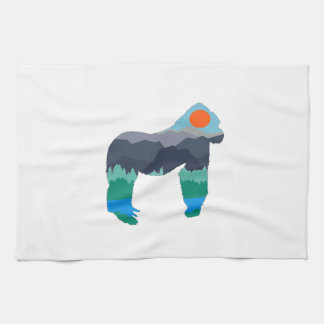 IN THOSE MOUNTAINS TOWEL