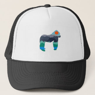 IN THOSE MOUNTAINS TRUCKER HAT