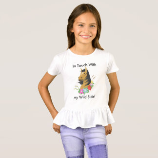 In Touch With My Wild Side T-Shirt
