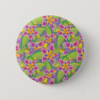 In Wonderland 6 Cm Round Badge
