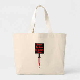 In Worms and Against All - François Word games Tote Bag