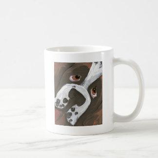 In yer face coffee mug