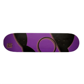 In Your Face Logo Deck Skateboard Deck