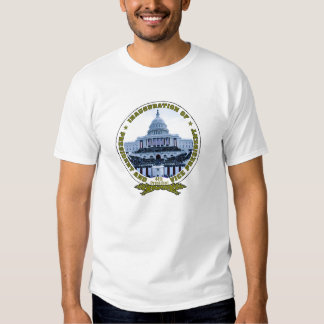 Inaugural 2009 shirt