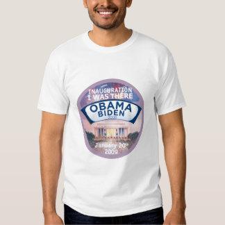 Inaugural 2009 tee shirts