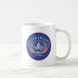 Inaugural 2013 basic white mug