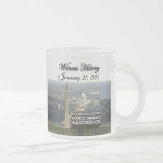 Inaugural 2013 mug