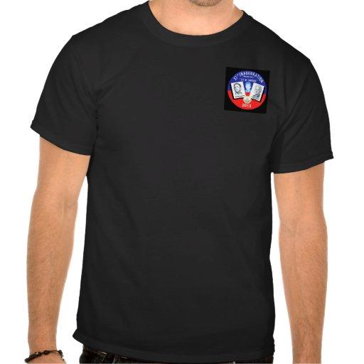 Inaugural 2013 shirts