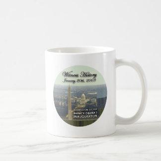 Inaugural Coffee Mug