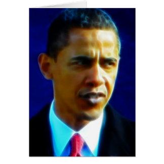 Inauguration Address, President Barack Obama Card