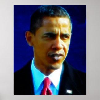Inauguration Address, President Barack Obama Poster