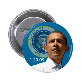 Inauguration Day 1 20 09 - Collector s Item Button